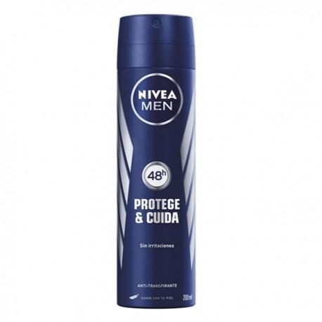 Nivea Men Protege Y Cuida Desodorante Spray 200ml