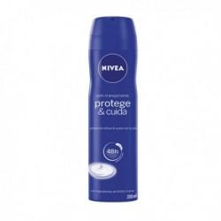 Nivea Protect And Care Desodorante Spray 200ml