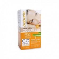 Crema Facial Aloe Vera BB Cream SPF20 50ml