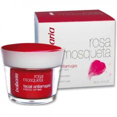 Crema Facial Antiarrugas Rosa Mosqueta 50ml