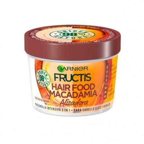 Mascarilla Hair Food Macadamia Alisadora 390ml