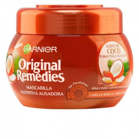 Mascarilla Aceite de Coco y Cacao Original Remedies 300ml