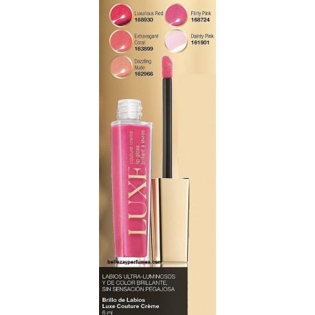 Brillo de labios Luxe Couture Creme Avon