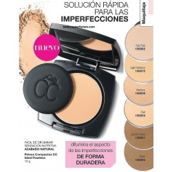 Polvos Compactos CC Ideal Flawless Avon