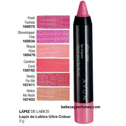 Lapiz de Labios Ultra Colour Avon