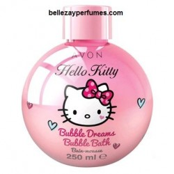 Hello Kitty Espuma de baño Bubble Dreams Avon