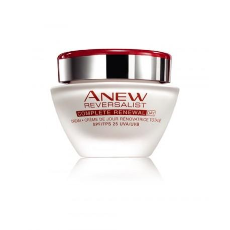 Crema de Día Reversalist Complete Renewal SPF 25 40+ Avon Anew