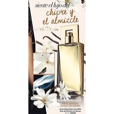 Avon Attraction para ella Eau de Parfum en spray Avon