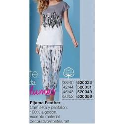 Pijama Feather Avon