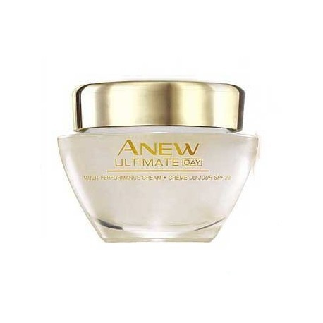 Crema de Día multi-acción SPF25 Ultimate 50+ Avon Anew