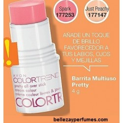 Barrita multiuso Pretty Avon Color Trend