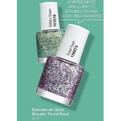 Esmalte de uñas Dazzler Tinsel Dust Avon Color Trend