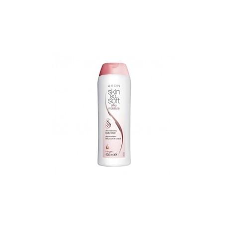 Loción Corporal Ultra hidratante Silky Moisture Avon Skin So Soft