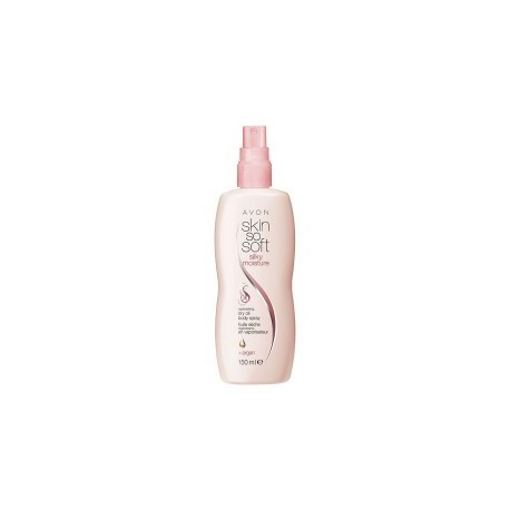 Aceite corporal en spray Silky Moisture Avon Skin So Soft