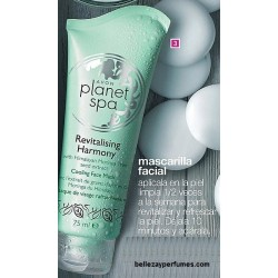Mascarilla facial refrescante revitalising harmony Avon planet spa