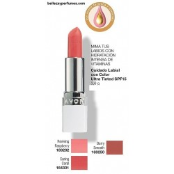 Cuidado labial con color ultra Tinted SPF15 Avon