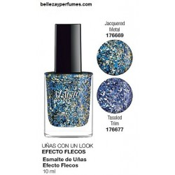 Esmalte de uñas Efecto flecos Avon Magic Effects