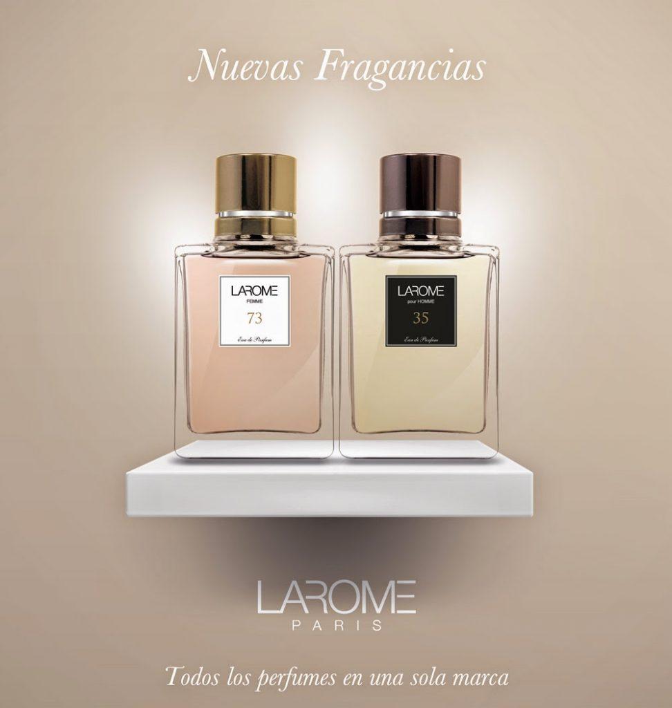 Regala Perfumes Larome en San Valentin