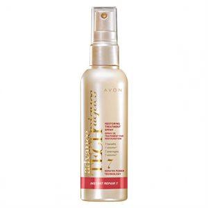 Tratamiento en spray con keratina líquida de Avon