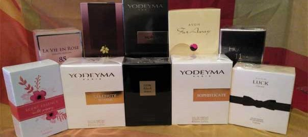 Regala Perfumes en San Valentín