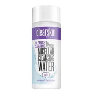 Agua Micelar Limpiadora Blemish Clear O2 Fresh Avon