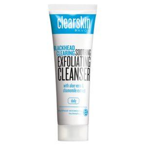 Limpiador Exfoliante efecto calmante Clearskin Avon