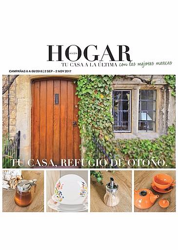 Catalogo Hogar Avon - Campaña 6 a 8